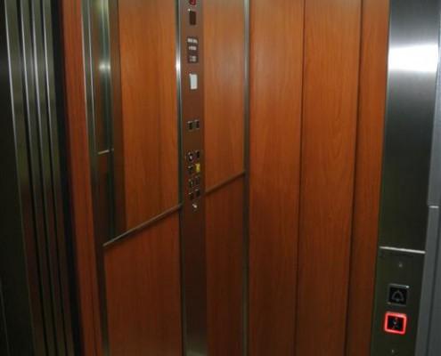 d 39 ambrosi ascensori cabine. Black Bedroom Furniture Sets. Home Design Ideas